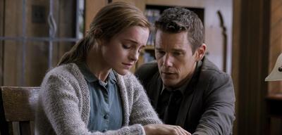 Emma Watson und Ethan Hawke
