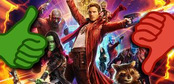 Bild zu:  Wie stehen die moviepiloten zu Guardians of the Galaxy Vol. 2?