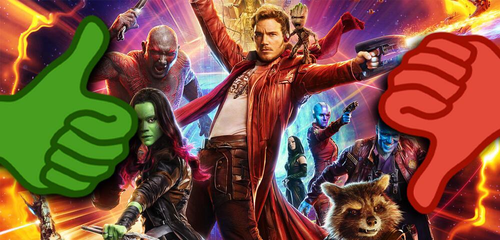 Guardians of the Galaxy 2 - Das sagen die moviepiloten zum Sequel