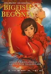 Big Fish & Begonia - Zwei Welten, ein Schicksal