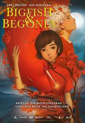 Big Fish & Begonia - Zwei Welten, ein Schicksal Poster