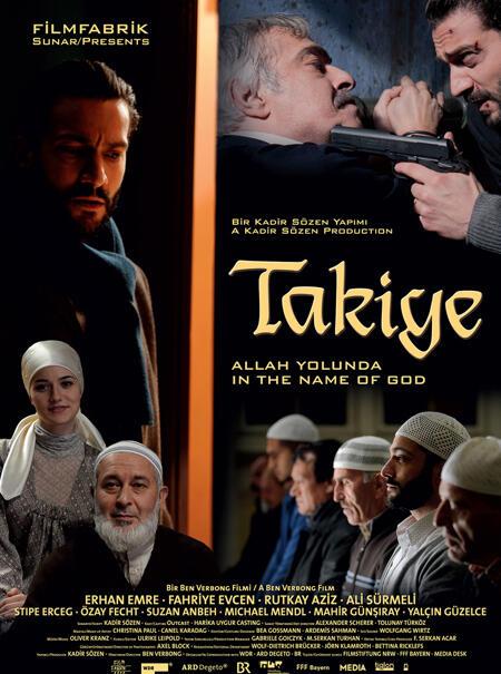 Takiye - Spur des Terrors