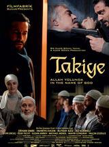Takiye - Spur des Terrors - Poster