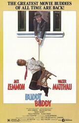 Buddy Buddy - Poster
