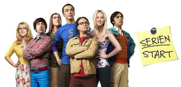 Bild zu:  The Big Bang Theory, Staffel 10