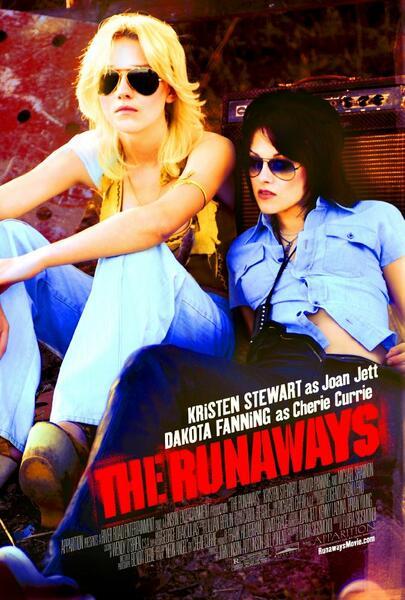 The Runaways mit Kristen Stewart und Dakota Fanning