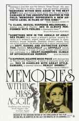 Memories Within Miss Aggie - Poster