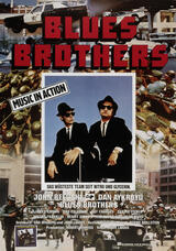 Blues Brothers - Poster