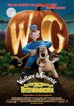 Wallace und gromit auf der jagd nach dem riesenkaninchen poster