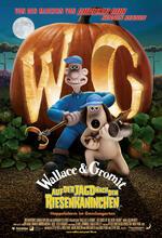 Wallace & Gromit: Auf der Jagd nach dem Riesenkaninchen Poster