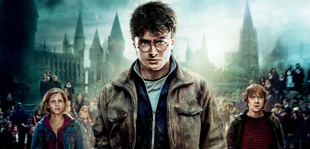 Grosser Harry Potter Tag Sat 1 Beendet Harry Potter Marathon Mit Special