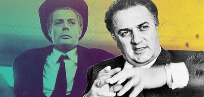 Achteinhalb/Federico Fellini