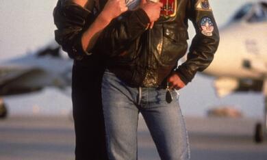Top Gun - Sie fürchten weder Tod noch Teufel mit Tom Cruise und Kelly McGillis - Bild 3