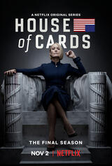 House of Cards - Staffel 6 - Poster