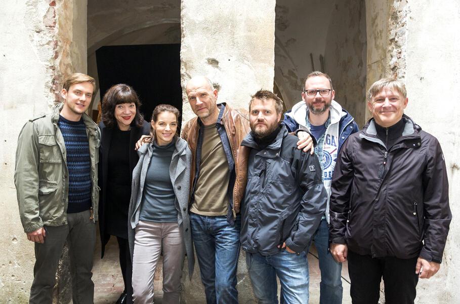 Wolfsland: Der steinerne Gast mit Yvonne Catterfeld und Götz Schubert