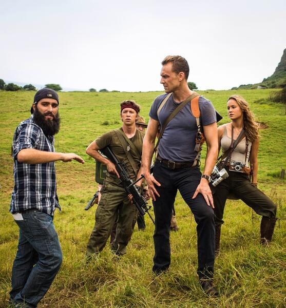 Kong: Skull Island mit Tom Hiddleston, John Goodman, Brie Larson, Thomas Mann und Jordan Vogt-Roberts