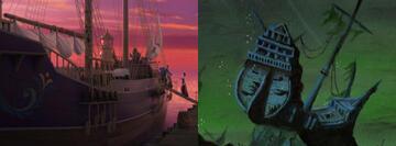 Dasselbe Schiff?