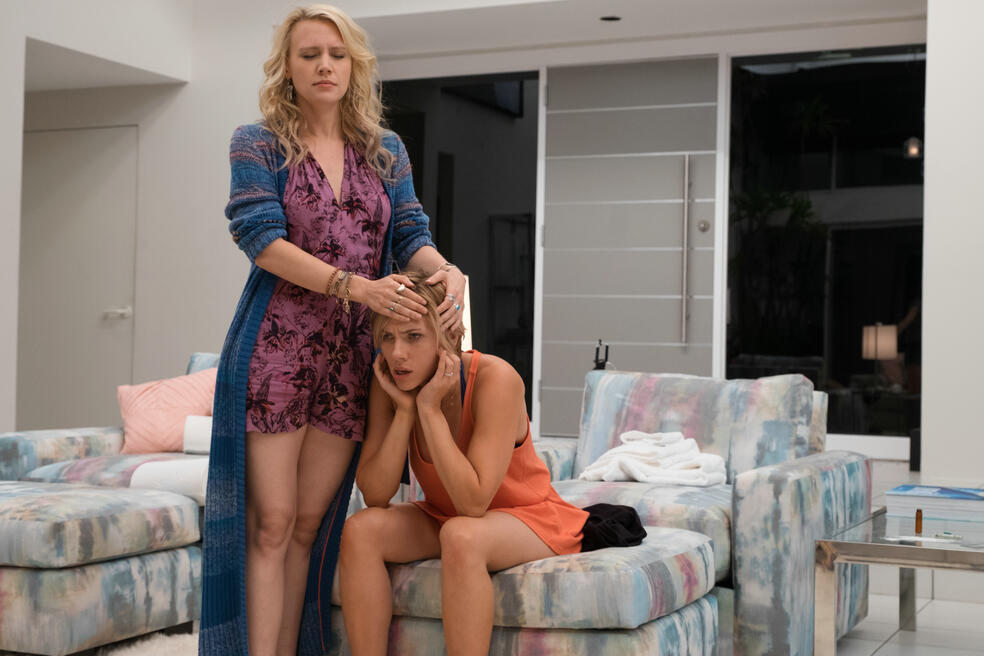 Girls' Night Out mit Scarlett Johansson und Kate McKinnon