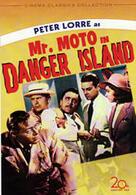 Mr. Moto und die geheimnisvolle Insel