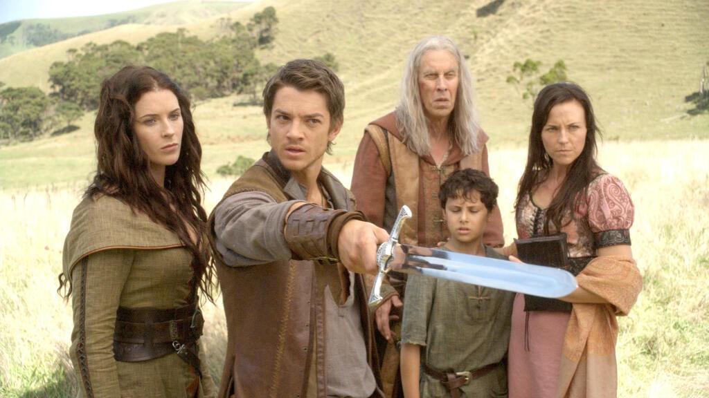 Das Schwert Der Wahrheit Serie
