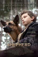 Shepherd: The Story of a Jewish Dog - Poster