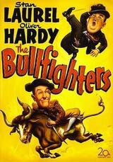 Dick und Doof als Stierkämpfer - Poster