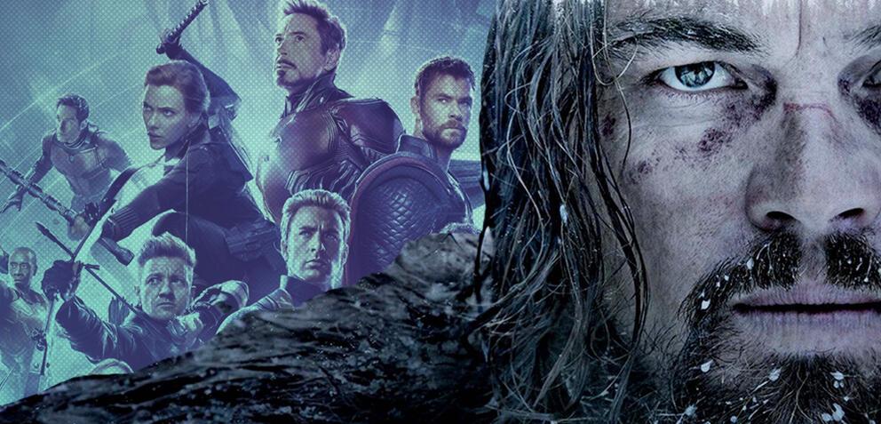 Avengers und The Revenant
