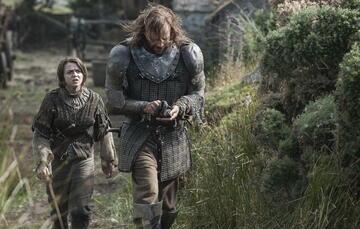 Ara und der Hound in Staffel 4