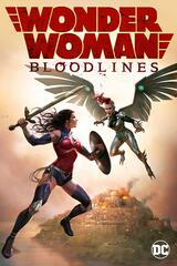 Wonder Woman: Bloodlines - Poster