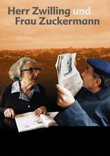 Herr Zwilling und Frau Zuckermann - Poster