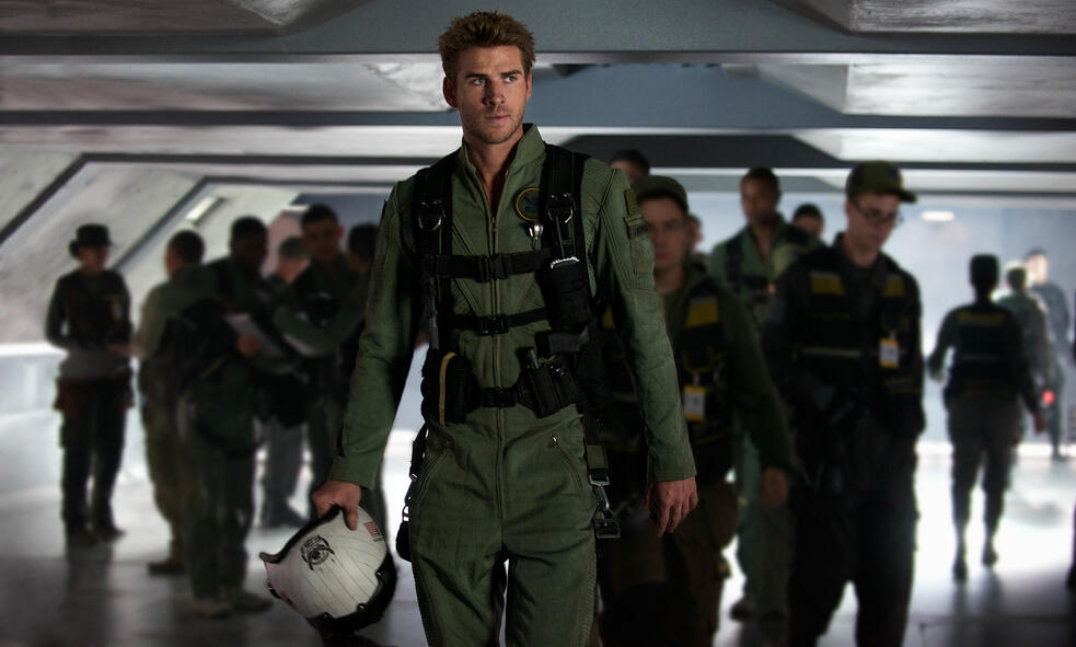 Independence Day 2: Wiederkehr mit Liam Hemsworth