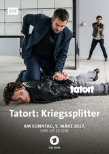 Tatort: Kriegssplitter - Poster
