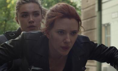 Black Widow mit Scarlett Johansson und Florence Pugh - Bild 10