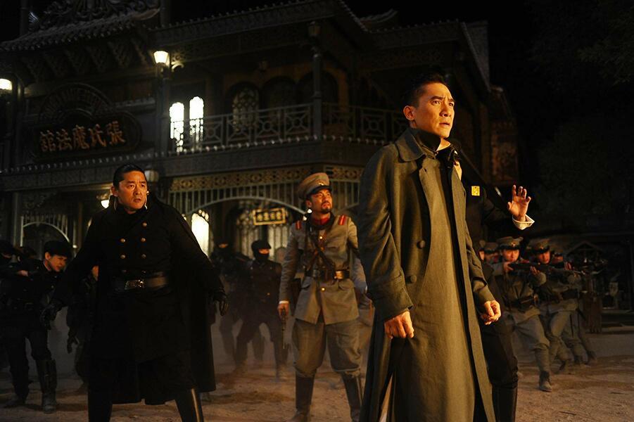 The Great Magician mit Tony Leung Chiu Wai