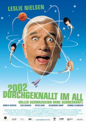 2002 - Durchgeknallt im All