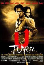 U-Turn - Kein Weg zurück Poster
