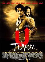 U-Turn - Kein Weg zurück - Poster