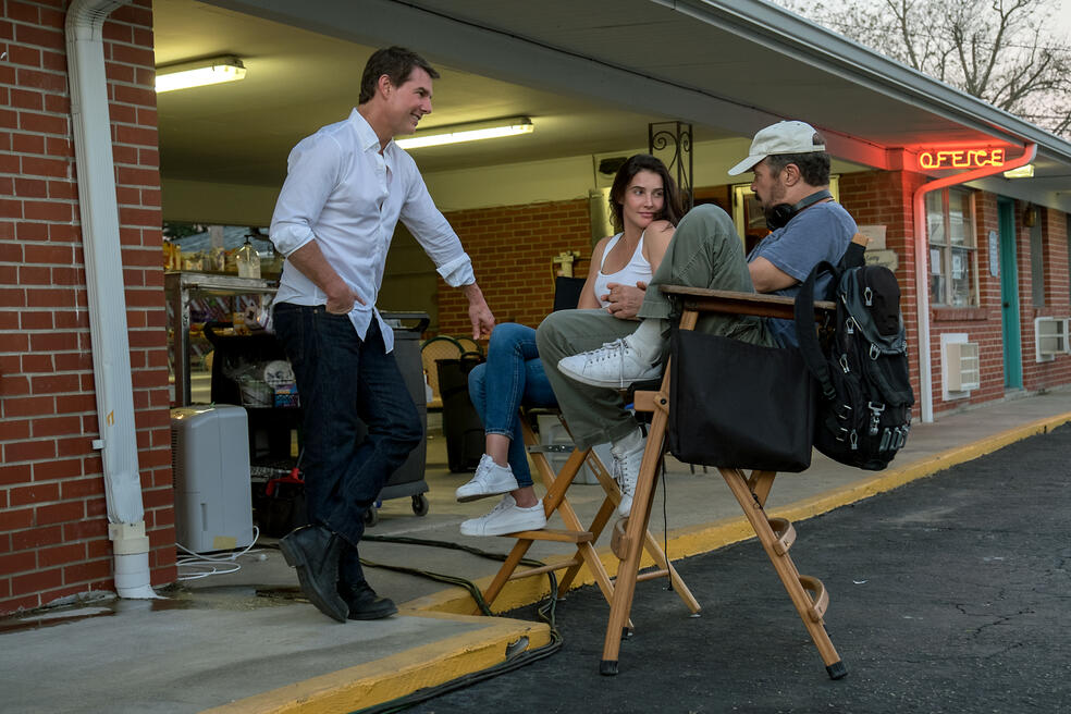 Jack Reacher 2 - Kein Weg zurück mit Tom Cruise, Cobie Smulders und Edward Zwick