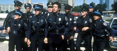 Da staunen selbst die Polizisten nicht schlecht