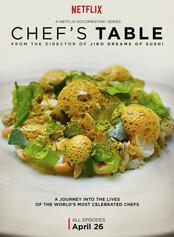 Chef's Table - Poster