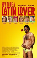 How to Be a Latin Lover - Poster