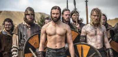 So ähnlich könnte The Last Kingdom aussehen (Szene aus Vikings).