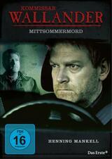 Kommissar Wallander: Mittsommermord - Poster