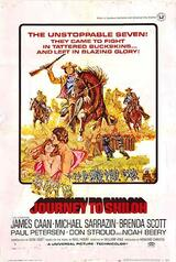 Journey to Shiloh - Poster
