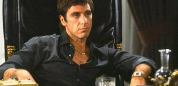 Bild zu:  Al Pacino in Scarface