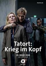 Tatort: Krieg im Kopf - Poster