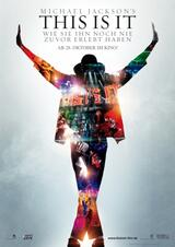 Michael Jackson's This Is it - Poster
