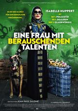 Eine Frau mit berauschenden Talenten - Poster