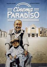 Cinema Paradiso - Poster