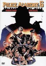 Police Academy VI - Widerstand zwecklos - Poster